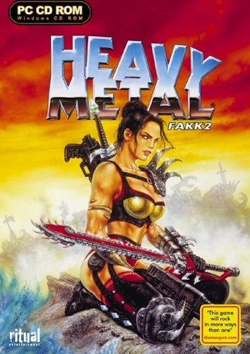 Heavy Metal FAKK 2 Demo