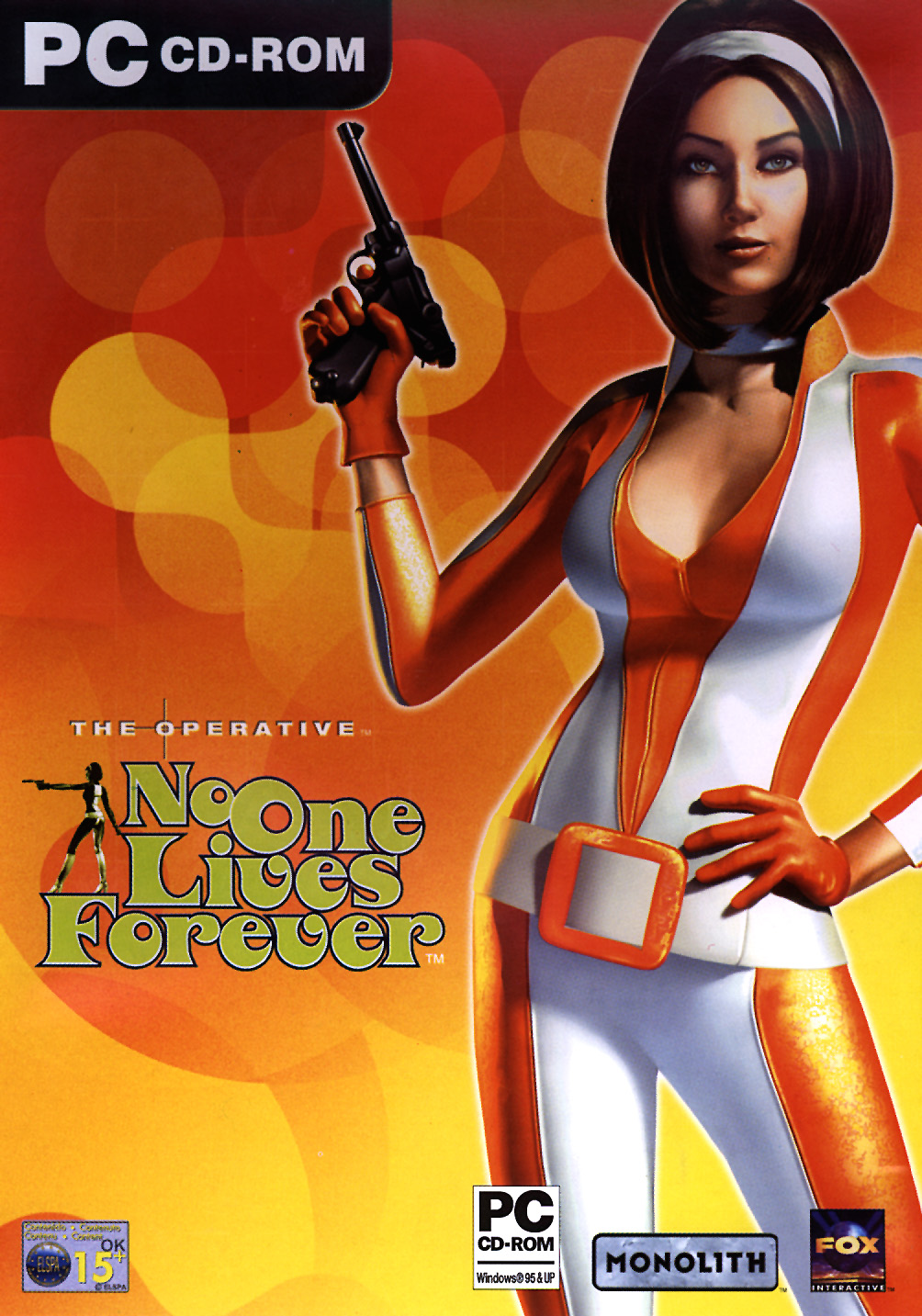No One Lives Forever Patch 1.003